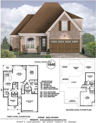 3009 Bryant Street, Southaven, MS 38672 (MLS #331385) :: The Live Love Desoto Group