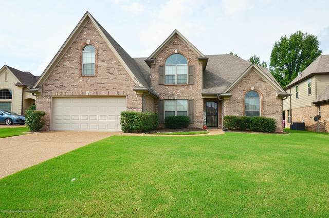 8535 Trinity Park South, Olive Branch, MS 38654 (MLS #331395) :: The Live Love Desoto Group