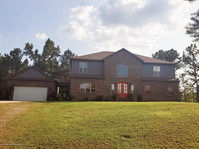 191 County Road 500A, Ripley, MS 38663 (MLS #331449) :: The Home Gurus, Keller Williams Realty