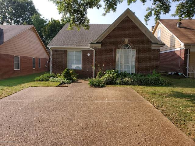 2805 W Brachton Cove, Horn Lake, MS 38637 (MLS #331519) :: The Home Gurus, Keller Williams Realty