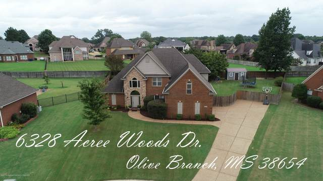 6328 Acree Woods Drive, Olive Branch, MS 38654 (MLS #331530) :: The Justin Lance Team of Keller Williams Realty