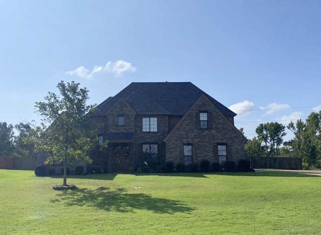 3860 Mitchell's Corner Rd E, Olive Branch, MS 38654 (MLS #331535) :: The Home Gurus, Keller Williams Realty