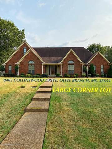 8485 Collinswood Drive, Olive Branch, MS 38654 (MLS #331552) :: The Home Gurus, Keller Williams Realty