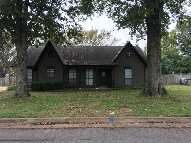 5959 Lee's Crossing, Olive Branch, MS 38654 (MLS #331698) :: Signature Realty