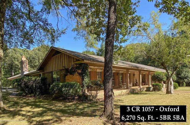 3 Co Rd 1057, Oxford, MS 38655 (MLS #331717) :: The Live Love Desoto Group