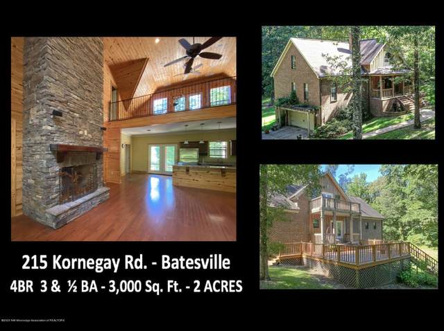 215 Kornegay Road, Batesville, MS 38606 (MLS #331990) :: Gowen Property Group | Keller Williams Realty