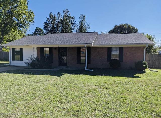 10679 French Fort Drive, Olive Branch, MS 38654 (MLS #331998) :: The Home Gurus, Keller Williams Realty