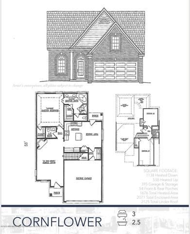 1533 Benjamin Harrison Drive, Southaven, MS 38671 (MLS #332028) :: The Home Gurus, Keller Williams Realty
