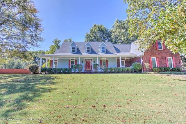 8055 Hunters Creek Drive, Olive Branch, MS 38654 (MLS #332111) :: The Live Love Desoto Group