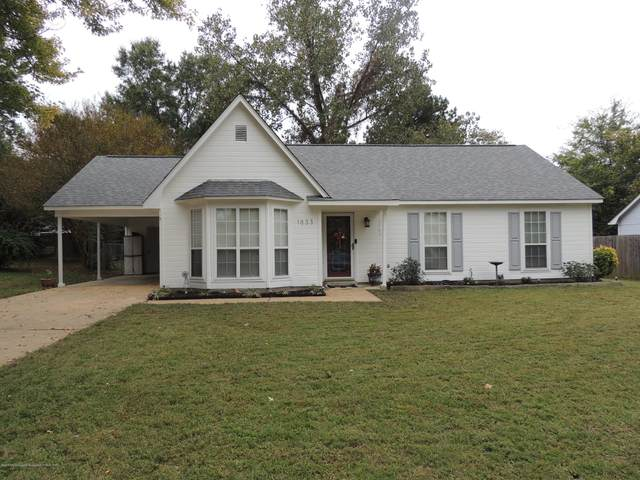 1833 Rapier Drive, Horn Lake, MS 38637 (MLS #332125) :: Signature Realty