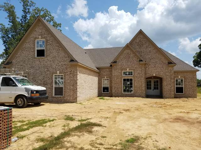 120 Oak Manor Drive, Coldwater, MS 38618 (MLS #332139) :: The Home Gurus, Keller Williams Realty