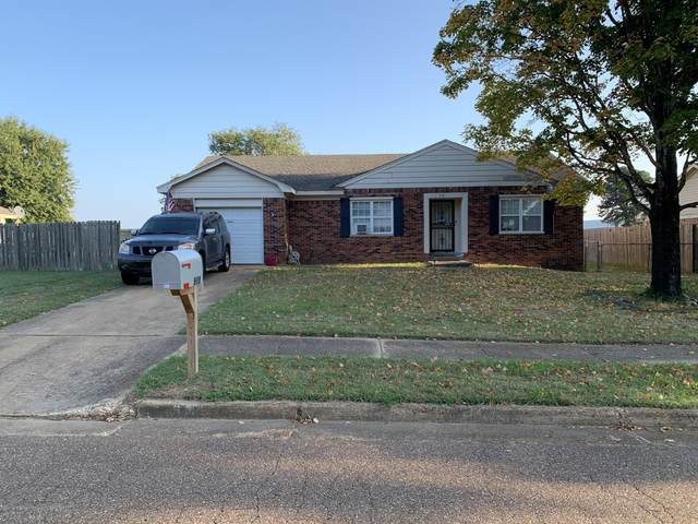918 Charter Oak Drive, Southaven, MS 38671 (MLS #332190) :: The Live Love Desoto Group