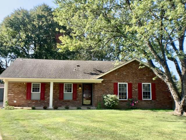 741 Thornwood, Southaven, MS 38671 (MLS #332197) :: The Live Love Desoto Group