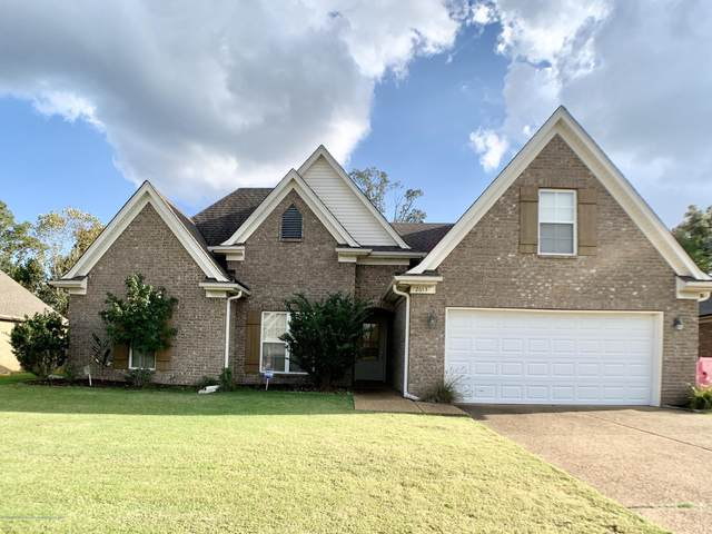 2613 Cherry Tree Drive, Southaven, MS 38672 (MLS #332206) :: The Live Love Desoto Group