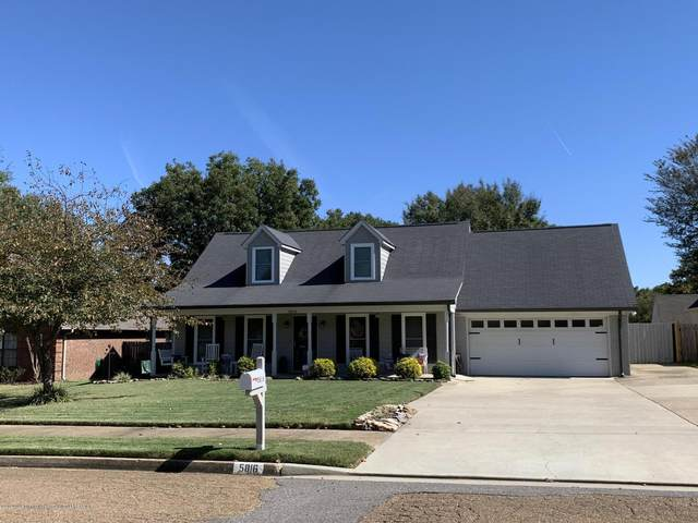 5816 S Brice Cove, Olive Branch, MS 38654 (MLS #332224) :: Signature Realty