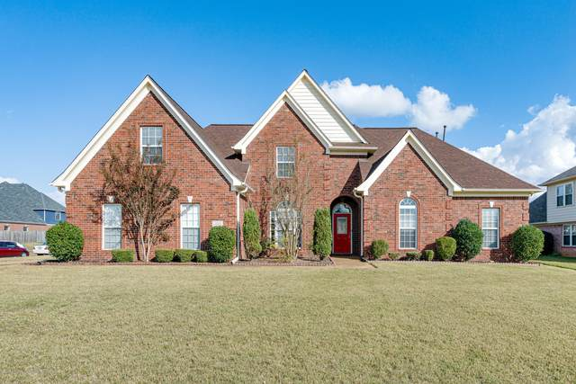 4212 Destin Drive, Olive Branch, MS 38654 (MLS #332230) :: The Live Love Desoto Group