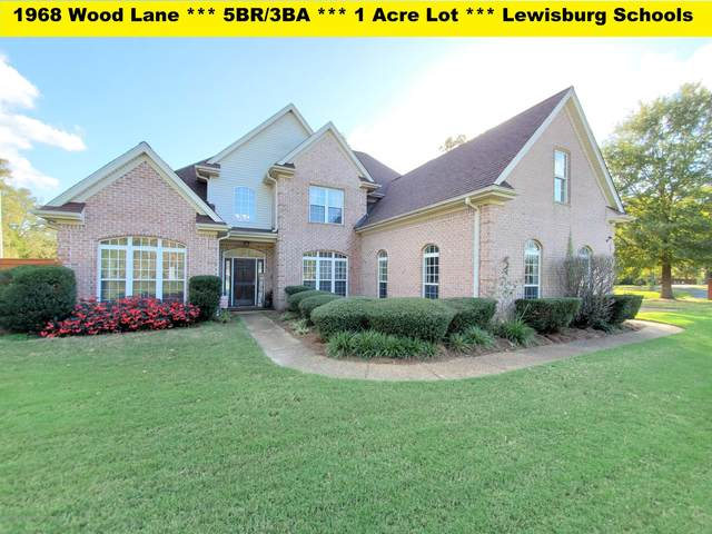 1968 Wood Ln Drive, Olive Branch, MS 38654 (MLS #332272) :: The Live Love Desoto Group
