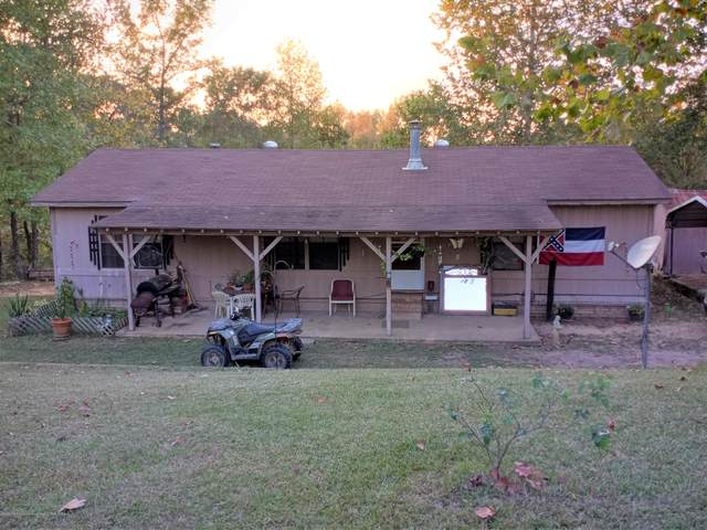 179 Co Rd 268, Water Valley, MS 38965 (MLS #332276) :: The Justin Lance Team of Keller Williams Realty