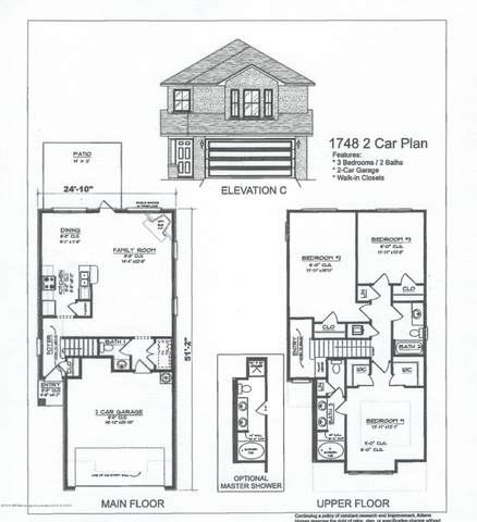 3224 Earlcastle Drive, Southaven, MS 38671 (MLS #332552) :: Signature Realty