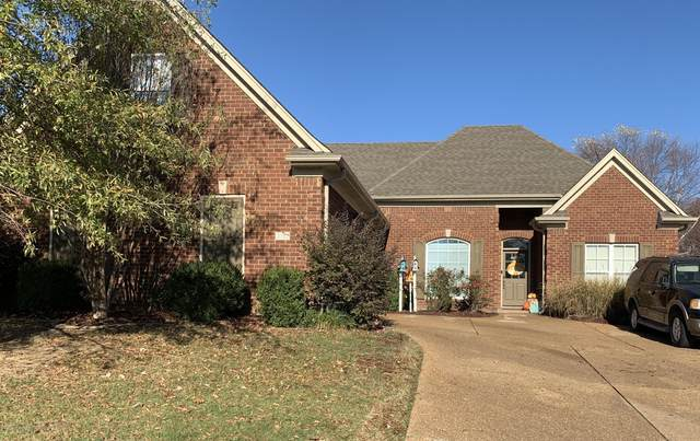 2712 Legacy Circle, Southaven, MS 38672 (MLS #332797) :: Signature Realty