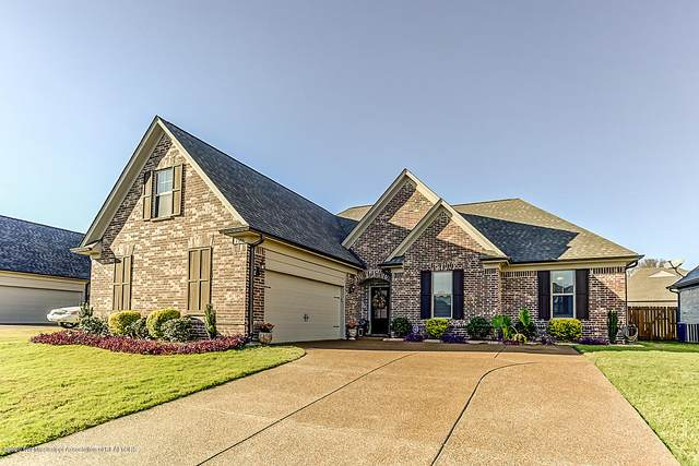 2586 Summer Knoll Drive, Southaven, MS 38672 (MLS #332803) :: Signature Realty