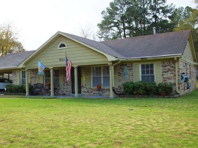 941 Boulder Road, Southaven, MS 38671 (MLS #332841) :: Signature Realty