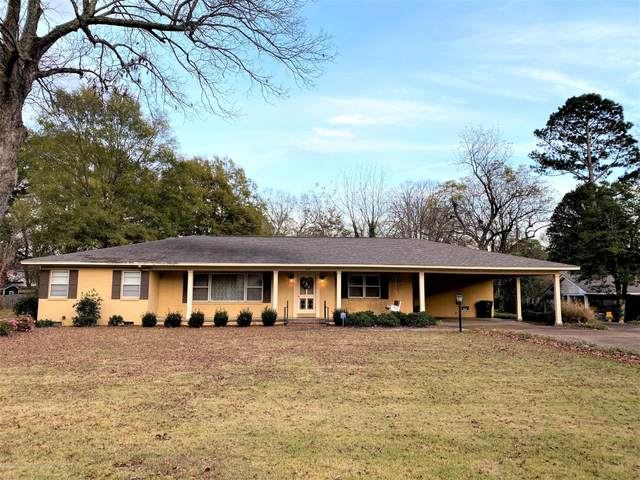 305 Highland Terrace, Holly Springs, MS 38635 (MLS #332849) :: The Live Love Desoto Group