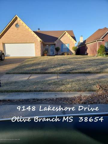 9148 Lakeshore Drive, Olive Branch, MS 38654 (MLS #332927) :: The Justin Lance Team of Keller Williams Realty