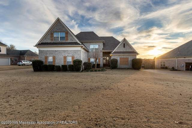 12857 Arbor Drive, Olive Branch, MS 38654 (MLS #333037) :: Signature Realty