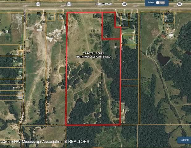 75 Goodman, Byhalia, MS 38611 (MLS #333105) :: Gowen Property Group | Keller Williams Realty