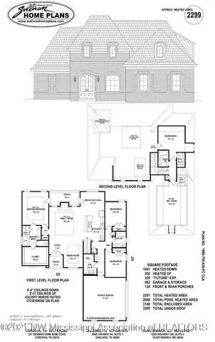 3272 N Emery Circle, Nesbit, MS 38651 (MLS #333332) :: Gowen Property Group | Keller Williams Realty