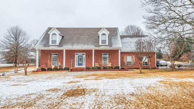 110 Joseph Drive, Senatobia, MS 38668 (MLS #333370) :: The Home Gurus, Keller Williams Realty