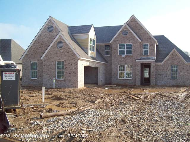 7351 E Hawks Crossing Drive, Olive Branch, MS 38654 (MLS #333371) :: The Live Love Desoto Group