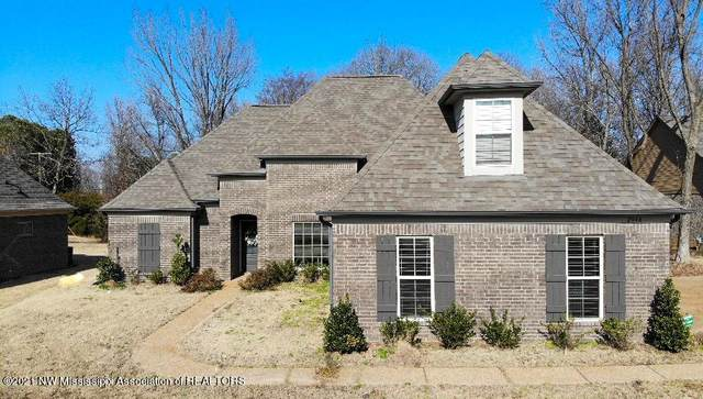 2046 Queens Court, Southaven, MS 38672 (MLS #333394) :: The Home Gurus, Keller Williams Realty