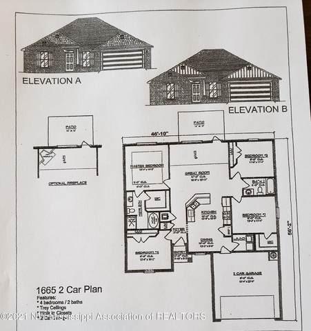 1687 Grayce Drive, Southaven, MS 38672 (MLS #333432) :: Gowen Property Group | Keller Williams Realty