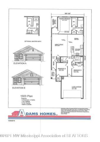 1756 Grayce Drive, Southaven, MS 38672 (MLS #333435) :: Gowen Property Group | Keller Williams Realty
