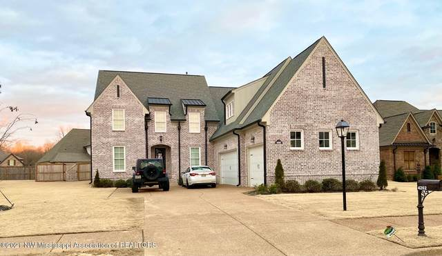 4262 W Lundy, Olive Branch, MS 38654 (MLS #333469) :: The Live Love Desoto Group