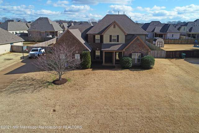 3580 Marcia Louise Drive, Southaven, MS 38672 (MLS #333486) :: The Home Gurus, Keller Williams Realty