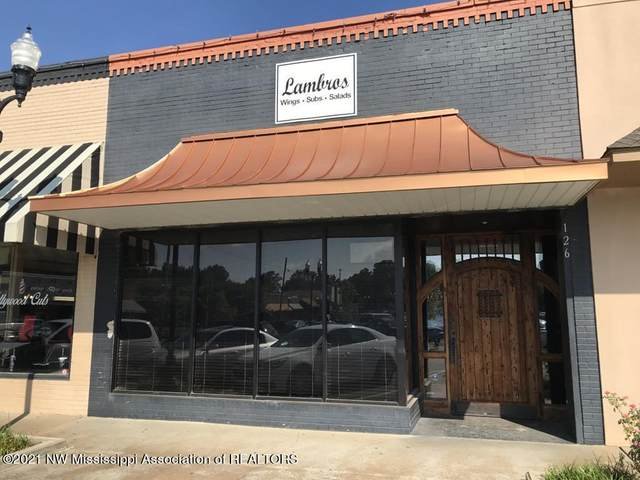 126 Public Square, Batesville, MS 38606 (MLS #333730) :: The Live Love Desoto Group