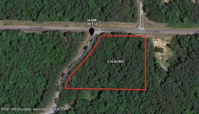 Lot 15 Pleasant Hill Drive, Holly Springs, MS 38635 (MLS #334000) :: The Live Love Desoto Group