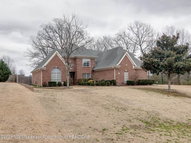 4450 Chalice Drive, Southaven, MS 38672 (MLS #334026) :: The Justin Lance Team of Keller Williams Realty