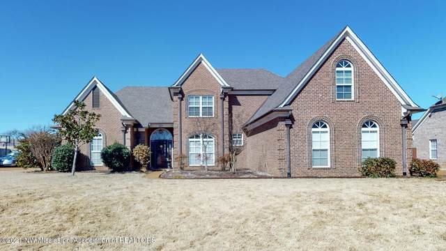 3841 Cherry Lake Cove, Southaven, MS 38672 (MLS #334043) :: The Live Love Desoto Group
