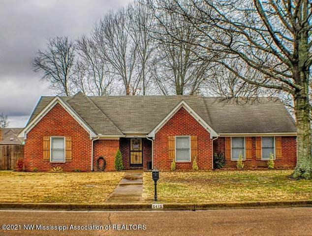 5415 Peach Trail Drive, Southaven, MS 38671 (MLS #334071) :: Signature Realty