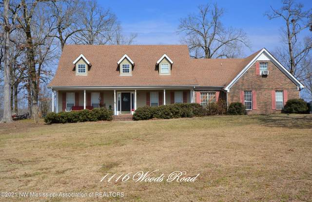 1116 Woods Road, Byhalia, MS 38611 (MLS #334072) :: The Live Love Desoto Group