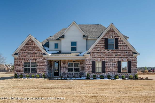 8591 Williamson Drive, Olive Branch, MS 38654 (MLS #334079) :: The Live Love Desoto Group
