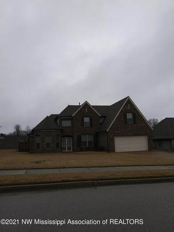 8601 S Trinity Park Drive, Olive Branch, MS 38654 (MLS #334080) :: The Live Love Desoto Group