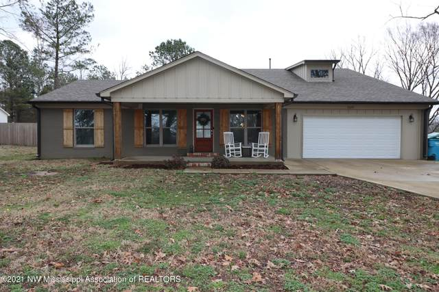 2670 Percy Drive, Olive Branch, MS 38654 (MLS #334087) :: The Justin Lance Team of Keller Williams Realty