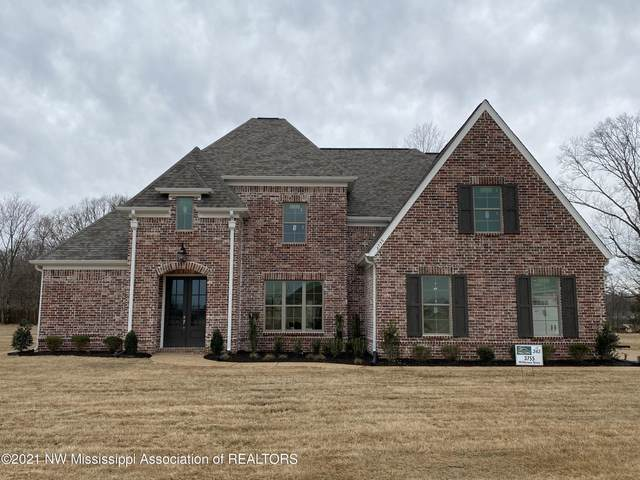 3755 Wilkerson Drive, Southaven, MS 38672 (MLS #334093) :: Signature Realty