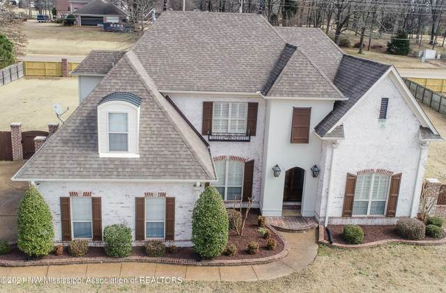 6550 Wyndham Hill Drive, Olive Branch, MS 38654 (MLS #334098) :: Signature Realty