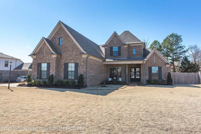 6283 Chippewa Drive, Olive Branch, MS 38654 (MLS #334129) :: The Live Love Desoto Group